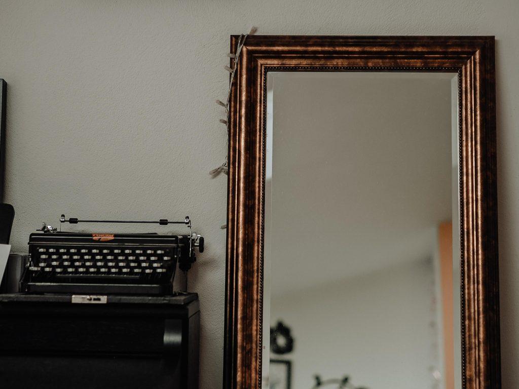 Nochmal ein Spiegel.